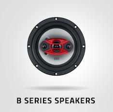 B Series Speakers